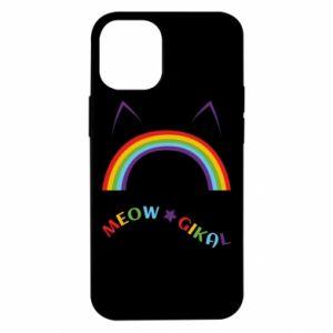 Etui na iPhone 12 Mini Meowgikal