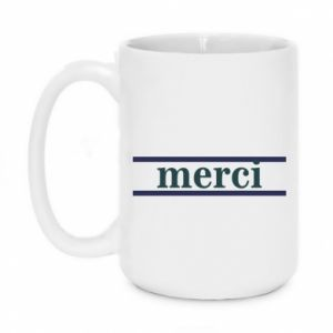 Kubek 450ml Merci