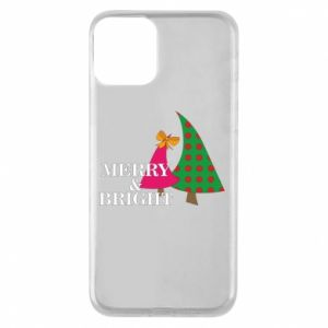 Phone case for iPhone 11 Merry and Bright