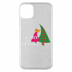 Phone case for iPhone 11 Pro Merry and Bright