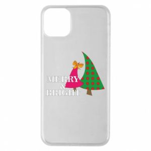 Phone case for iPhone 11 Pro Max Merry and Bright
