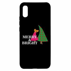 Xiaomi Redmi 9a Case Merry and Bright