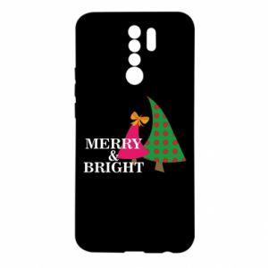 Xiaomi Redmi 9 Case Merry and Bright