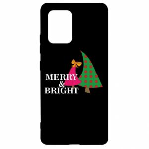 Samsung S10 Lite Case Merry and Bright