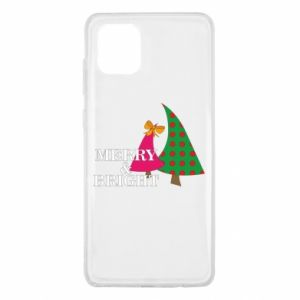 Samsung Note 10 Lite Case Merry and Bright