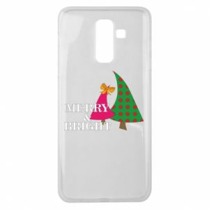 Samsung J8 2018 Case Merry and Bright