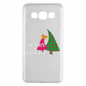 Samsung A3 2015 Case Merry and Bright