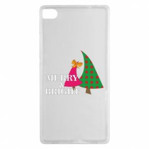 Huawei P8 Case Merry and Bright