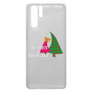 Huawei P30 Pro Case Merry and Bright