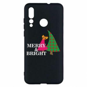 Huawei Nova 4 Case Merry and Bright