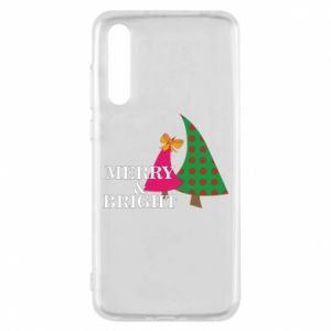 Huawei P20 Pro Case Merry and Bright