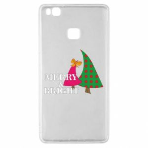 Huawei P9 Lite Case Merry and Bright