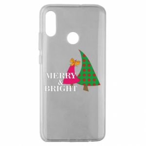 Huawei Honor 10 Lite Case Merry and Bright