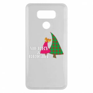 LG G6 Case Merry and Bright
