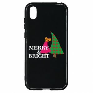 Huawei Y5 2019 Case Merry and Bright