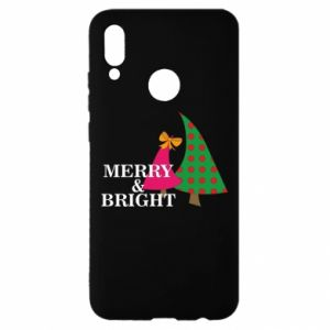 Huawei P Smart 2019 Case Merry and Bright