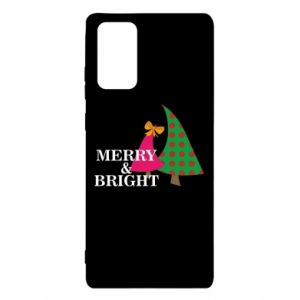 Etui na Samsung Note 20 Merry and Bright