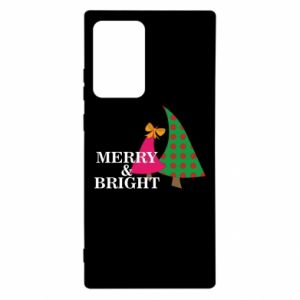 Etui na Samsung Note 20 Ultra Merry and Bright