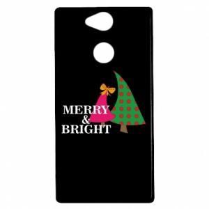 Etui na Sony Xperia XA2 Merry and Bright