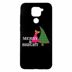 Etui na Xiaomi Redmi Note 9/Redmi 10X Merry and Bright