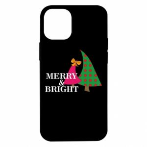 Etui na iPhone 12 Mini Merry and Bright