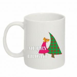 Mug 330ml Merry and Bright