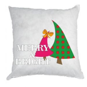 Pillow Merry and Bright