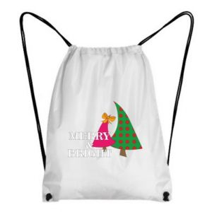 Backpack-bag Merry and Bright