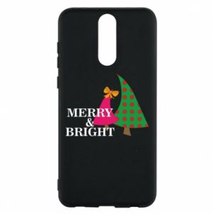 Phone case for Huawei Mate 10 Lite Merry and Bright