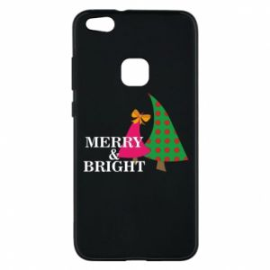 Phone case for Huawei P10 Lite Merry and Bright