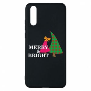 Phone case for Huawei P20 Merry and Bright