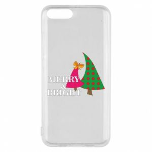 Phone case for Xiaomi Mi6 Merry and Bright