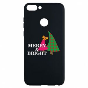 Phone case for Huawei P Smart Merry and Bright