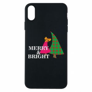 Phone case for iPhone Xs Max Merry and Bright