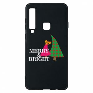 Phone case for Samsung A9 2018 Merry and Bright
