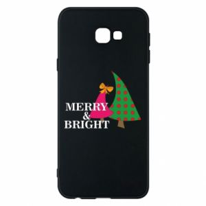 Phone case for Samsung J4 Plus 2018 Merry and Bright