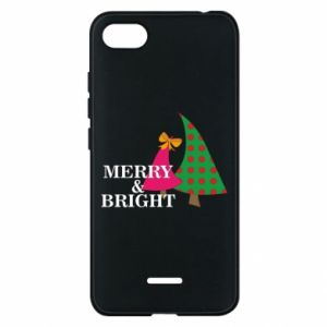 Phone case for Xiaomi Redmi 6A Merry and Bright