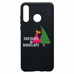 Phone case for Huawei P30 Lite Merry and Bright