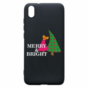 Phone case for Xiaomi Redmi 7A Merry and Bright