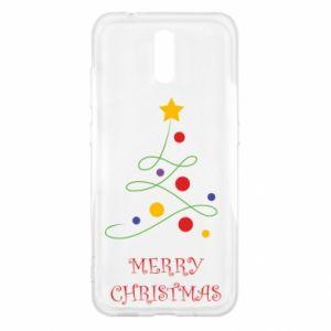 Nokia 2.3 Case Merry Christmas, christmas tree