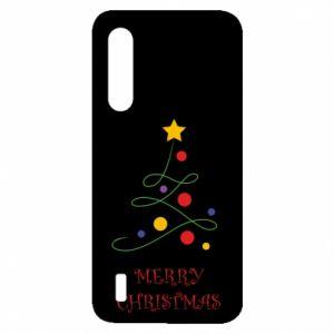 Etui na Xiaomi Mi9 Lite Merry Christmas, christmas tree