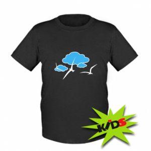 Kids T-shirt Seagulls