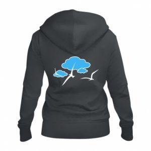 Women's zip up hoodies Seagulls