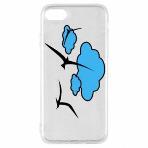 iPhone SE 2020 Case Seagulls