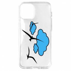iPhone 12 Mini Case Seagulls