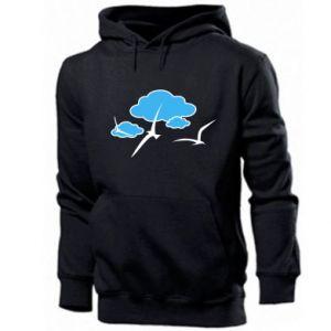 Men's hoodie Seagulls