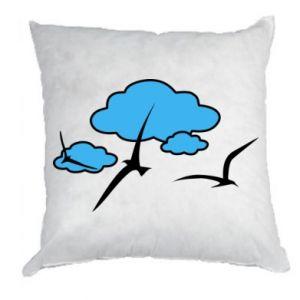 Pillow Seagulls