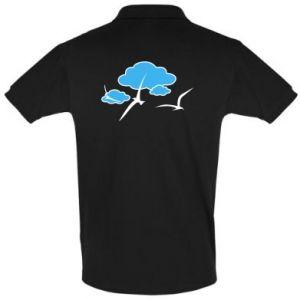 Men's Polo shirt Seagulls