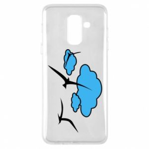 Phone case for Samsung A6+ 2018 Seagulls