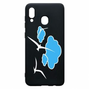 Phone case for Samsung A30 Seagulls
